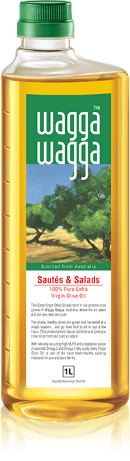 Wagga Wagga Sautes & Salads- Best olive oil for salad dressing