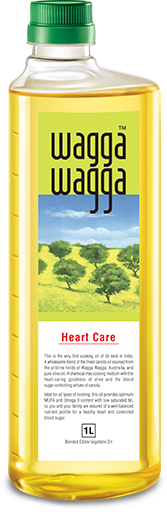 Wagga Wagga Heart Care – Best Cooking olive oil for Heart in India