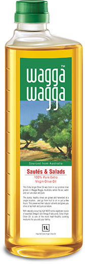 Wagga Wagga Sautés & Salad Care – Best Cooking olive oil for salad dressing in India