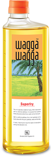 Wagga Wagga Superfry Care – Best Cooking olive oil for Frying and Deep Frying in India
